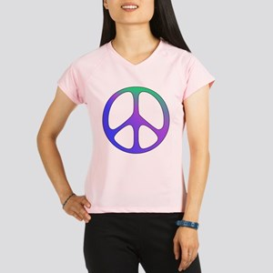 peacesign01 Performance Dry T-Shirt