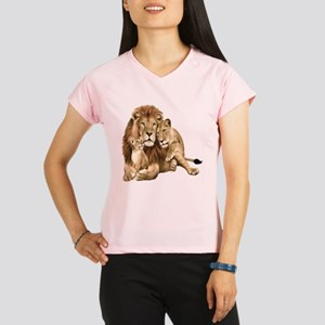Lion And Cubs Performance Dry T-Shirt