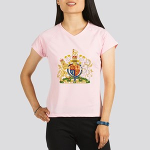 Royal Coat of Arms Peformance Dry T-Shirt