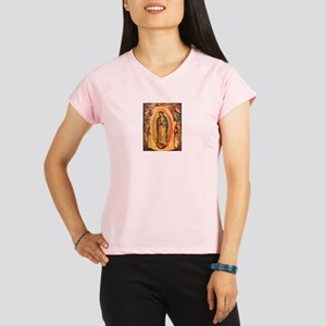 Virgin Of Guadalupe Performance Dry T-Shirt