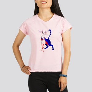 An All American Cat Performance Dry T-Shirt