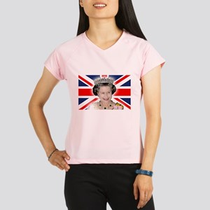 HM Queen Elizabeth II Performance Dry T-Shirt