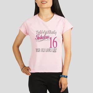 Fabulous 16yearold Performance Dry T-Shirt