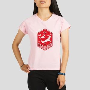snow_bird_aerobatic Performance Dry T-Shirt