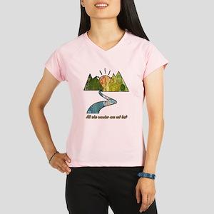 Wander Performance Dry T-Shirt