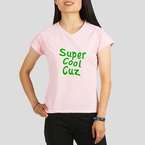 Super Cool Cuz Women's double dry short sleeve mes