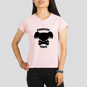Forensic Chick Performance Dry T-Shirt