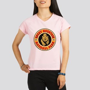 Rocky Mountain Gold Circle Performance Dry T-Shirt