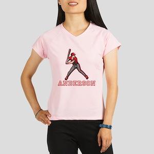Personalized Baseball Performance Dry T-Shirt