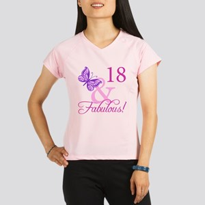 Fabulous 18th Birthday For Girls Performance Dry T