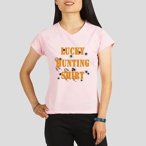 Lucky Hunting Shirt Performance Dry T-Shirt