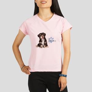 Havanese Puppy Performance Dry T-Shirt