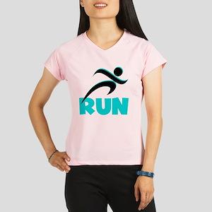 RUN Aqua Performance Dry T-Shirt