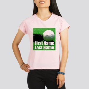 Golfball Performance Dry T-Shirt