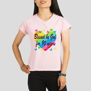 90TH PRAYER Performance Dry T-Shirt