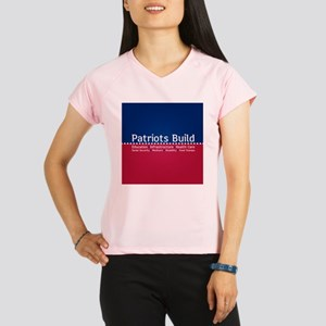 Patriots Build Performance Dry T-Shirt