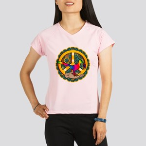 PEACE ROADRUNNER Performance Dry T-Shirt