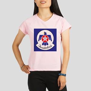 U.Sr Force Thunderbirds Performance Dry T-Shirt