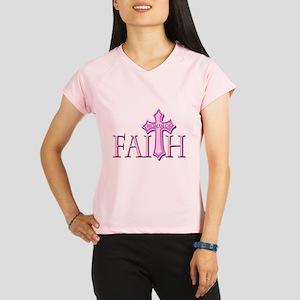 Woman of Faith Performance Dry T-Shirt