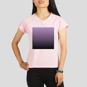 black purple ombre Performance Dry T-Shirt