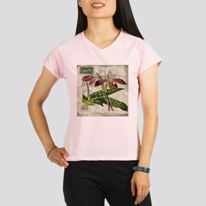 vintage orchid french bota Performance Dry T-Shirt