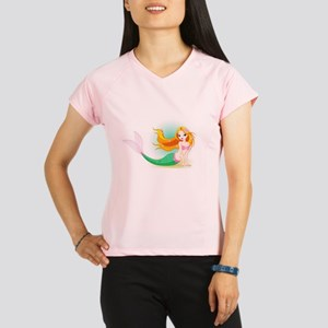 Beautiful Mermaid Performance Dry T-Shirt