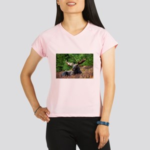 Majestic Moose Performance Dry T-Shirt
