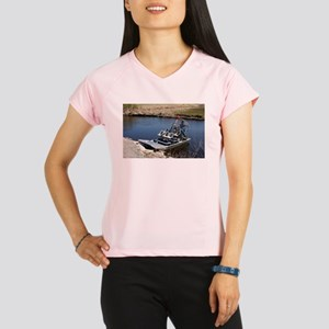 Florida swamp airboat 2 Performance Dry T-Shirt