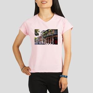 French Quarter Street Performance Dry T-Shirt