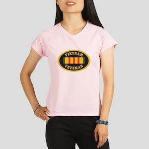 Vietnam Veteran Performance Dry T-Shirt