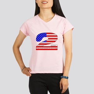 Keep our rights Performance Dry T-Shirt