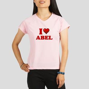 I love Abel Performance Dry T-Shirt