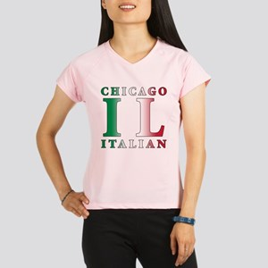 chicago Italian Performance Dry T-Shirt
