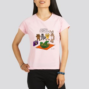 Tortoise and the Hare Revi Performance Dry T-Shirt