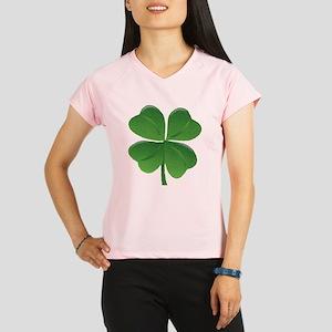 St Patrick Shamrock T Performance Dry T-Shirt
