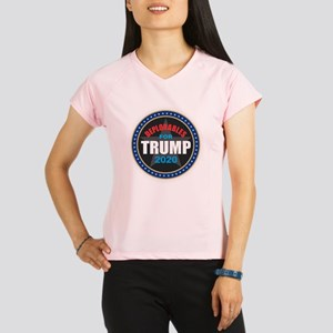 Deplorables for Trump 2020 Performance Dry T-Shirt