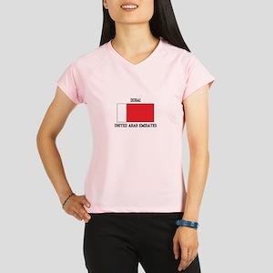 Dubai UAE Performance Dry T-Shirt