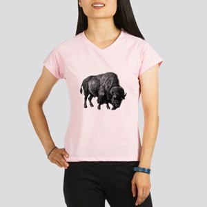 Vintage Bison Performance Dry T-Shirt