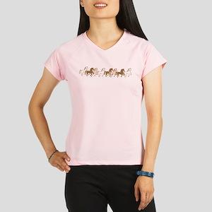 Pretty Ponies Performance Dry T-Shirt