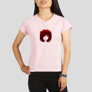 Afro Diva Performance Dry T-Shirt