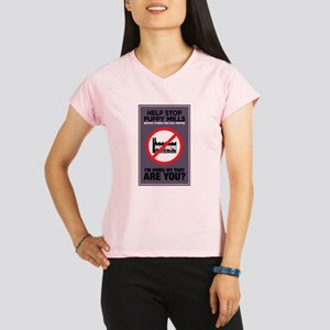 Stop Puppy Mills Performance Dry T-Shirt