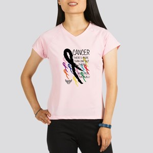 Cancer more than one Performance Dry T-Shirt