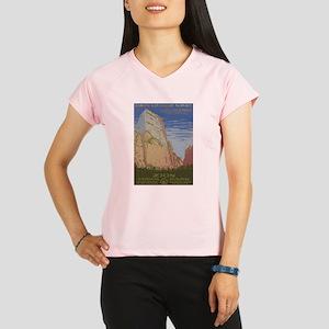 Zion Park Performance Dry T-Shirt