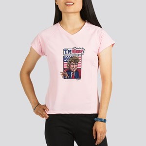 Donald Trump for President Performance Dry T-Shirt