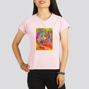 Abstract Banana Performance Dry T-Shirt
