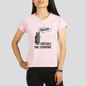 Irritable Owl Syndrome Performance Dry T-Shirt