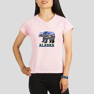 Alaskan Bear Performance Dry T-Shirt