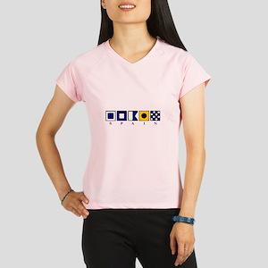 Nautical Spain Performance Dry T-Shirt