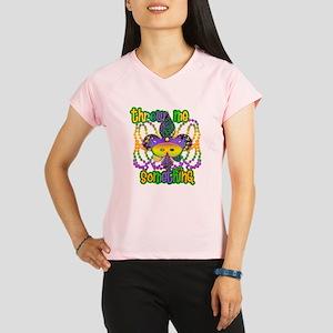 throwMEsomeNoFTrs Performance Dry T-Shirt