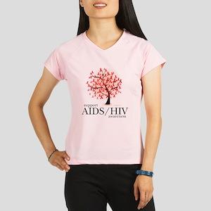 AIDSHIV-Tree Performance Dry T-Shirt
